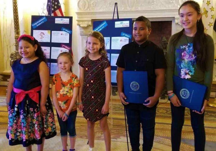 2019 Rhode Island PE & Me Contest Winners Announced